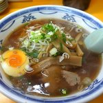 ポパイ - 醤油ラーメン500円