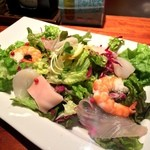 ナチュラルキッチン麹 - 海鮮レモンマリネサラダ