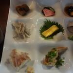 30874082 - お惣菜9種盛り:880円
