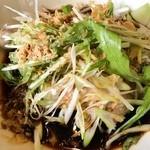 シャンウェイ - 青山シャンウェイ(蒸し鶏のネギ醤油)