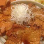 十勝豚丼 いっぴん - 豚丼(780+税)