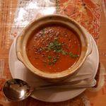 30875137 - トマトスープ
