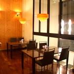 30877002 - 2Fはカフェになっており、食事も楽しめます♪