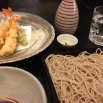 蕎酒季菜 玄武庵 - 天ぷらと盛りそば♡