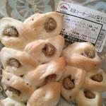30878281 - 花豆ソーセージ 172円