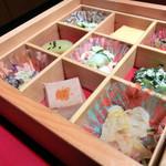 創味魚菜 いわ倉 - 九種の宝箱(オープン)