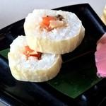 醐山料理 雨月茶屋 - 壽司