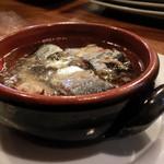 古民家バル旧本藤邸 - 秋刀魚のコンフィ