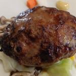 LASISA DINING - ハンバーグ アップ♪