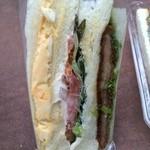 大浦食堂 - サンドイッチ(ミックス)