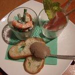 マーケットレストランAGIO - 前菜