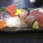 寿司 櫓 - 刺身盛り合わせ