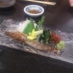 寿司 櫓 - 車海老刺身