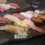 寿司 櫓 - 握り
