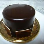 プティ デリス - チョコレートのムース