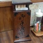 大橋屋 - 趣のある箸箱