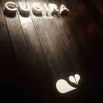 TRATTORIA CUGIRA - サイン