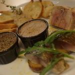 TRATTORIA CUGIRA - 前菜盛り