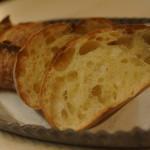 TRATTORIA CUGIRA - copertoのコロンパン
