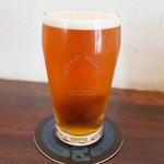 クラフトビアベース - 南信州ビール オクトーバーフェスト(700円)