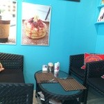 Micasadeco&Cafe - ローテーブル席
