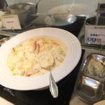 ノーザンテラスダイナー - ランチバイキン料理 4 【 2012年3月 】