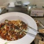 ノーザンテラスダイナー - ランチバイキン料理 7 【 2012年3月 】