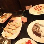 ノーザンテラスダイナー - ランチバイキン料理 14 【 2012年3月 】