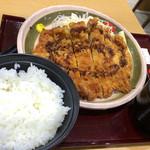 四六時中 - ジャンボチキンかつ定食