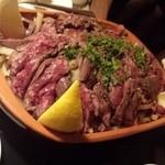 BAR TOTTI - サガリのステーキ