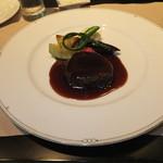 ノーザンテラスダイナー - 和牛ヒレ肉ステーキコース 7000円 和牛ヒレ肉ステーキ 【 2014年9月 】