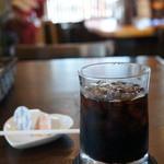 淡路島カレー - ドリンク写真:アイスコーヒーを選びました