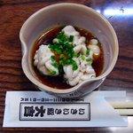 鮨大吉 - 白子ポン酢