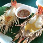 Sai Thong River Restaurant - クン・メナム・パオ