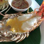 Sai Thong River Restaurant - アユタヤ名物「クン・メナム・パオ」
