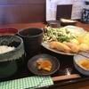 串ひら - 料理写真:ワンコインランチ、串かつセット全景