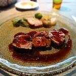 30893894 - 牛フィレ肉のソテー トリュフのソース