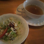 30894190 - サラダ&スープ