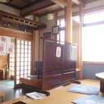 あさひ亭 - 玄関方面