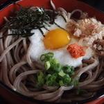 あさひ亭 - 3色蕎麦②