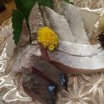 遊山魚料理 - 酢〆盛合せ