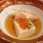 春日 - 胡麻豆腐