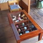 城藤茶店 - 店内