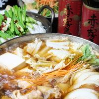 炭火台所 さらり - さらり冬の定番メニュー♪鶏すき鍋はコースで食べれます!