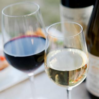 自然派ワイン・国産ワイン・自家製ドリンクが充実
