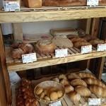 2014年9月:ハードからセミハード系のパンも充実