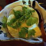 旬魚菜 正や - まずは体を温めます