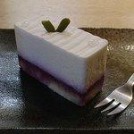 アンファンス - チーズケーキ