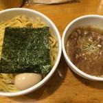 30900308 - 再訪日:2014.09.22                       味玉濃厚ニボつけ麺