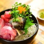 旬彩料理 GENKI屋 - 旬の魚をお楽しみ下さい